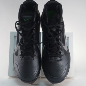 sports shoes 2c1d9 ac9c4 Nike Shoes - NIKE Lunar Huarache Carbon Elite Baseball Cleats